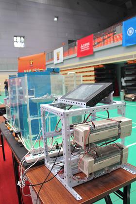 三菱电机自动化 第四届大学生自动化大赛高清图片